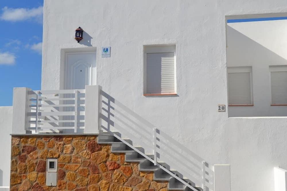 Hus - 2 soveværelser (Luna) - Altan