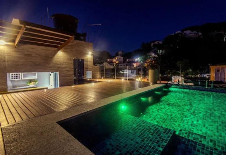 Cristal Pousada, Morro de Sao Paulo, Bazén