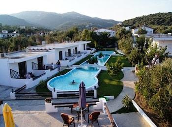 Selline näeb välja Skiathos Holiday House, Skiathos
