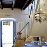 Duplex, 3 Bedrooms, Sea View (White House) - In-Room Dining