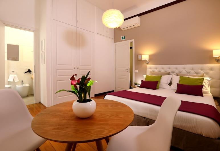 塔塔民宿, 羅馬, 雙人或雙床房, 獨立浴室, 客房景觀
