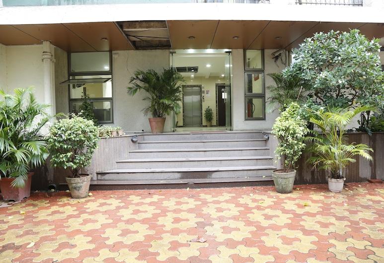 세븐 서비스드 아파트먼트 반드라, 뭄바이, 내부 입구