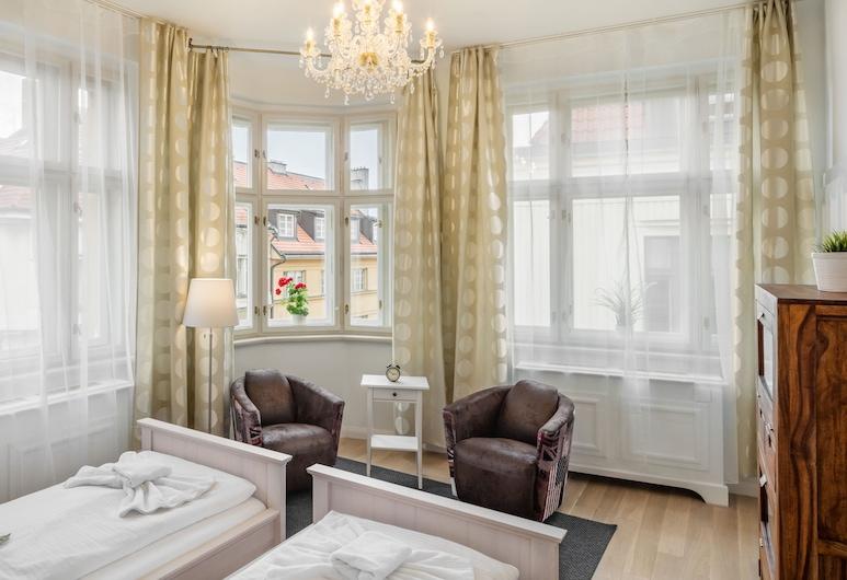 Selinor Old Town Apartments, Praga, Apartamento, 2 quartos, Quarto