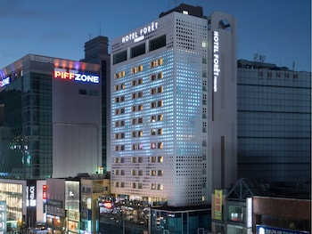 Foto Hotel Foret Premier Nampo di Busan