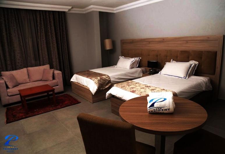 President Hotel, Jounieh, Doppel- oder Zweibettzimmer, Zimmer