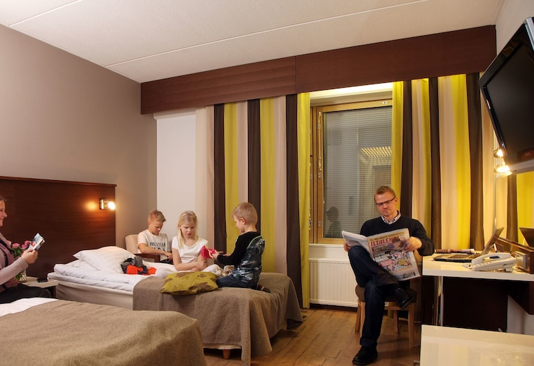 Finlandia Hotel Kurikka, Kurikka, Twin Room, Guest Room