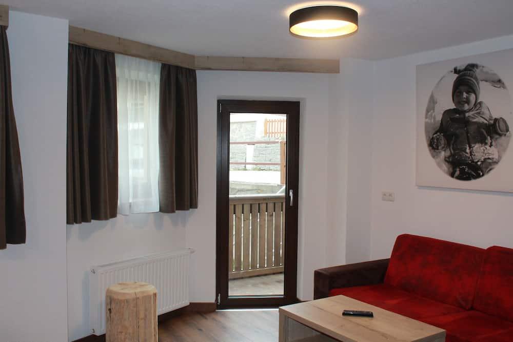 Апартаменти, 1 спальня (Top 5) (excluding cleaning fee €80) - Балкон