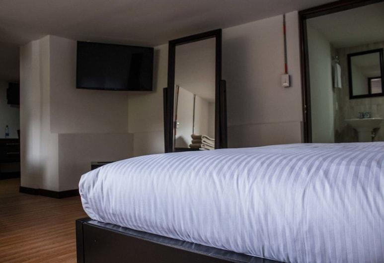 Hotel Las Marianas, ซานตา โรซา เด กาบาล, ห้องสวีท, ห้องพัก