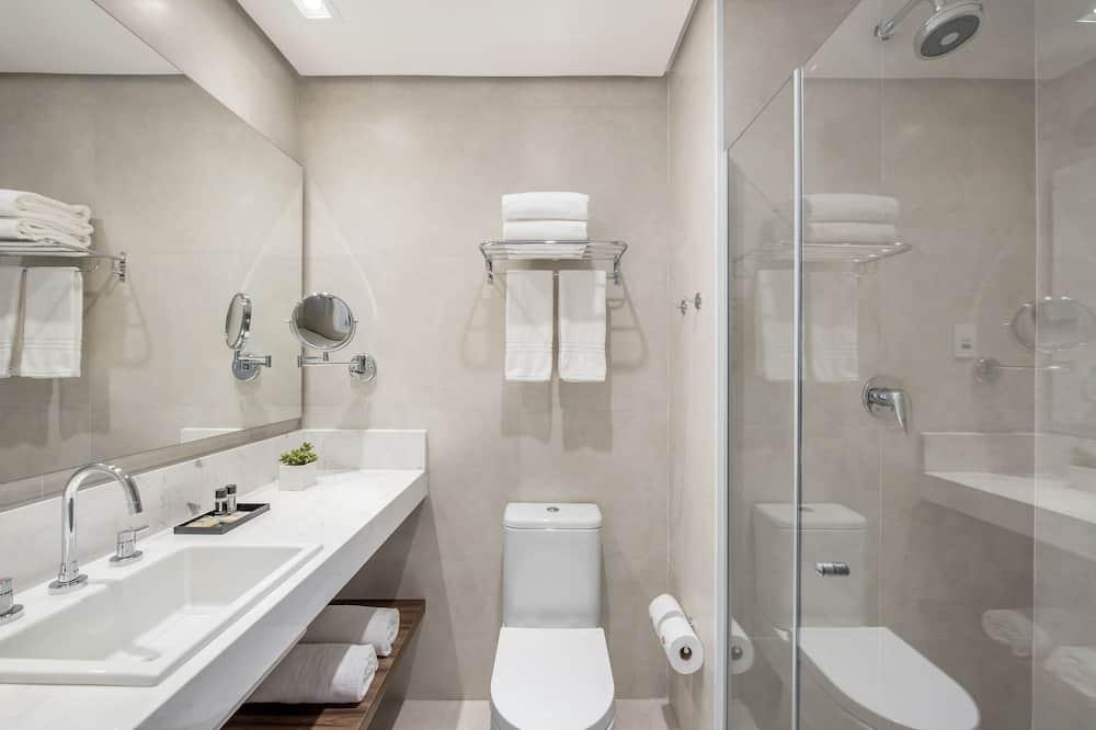 Standaard Twin kamer, 2 eenpersoonsbedden - Badkamer