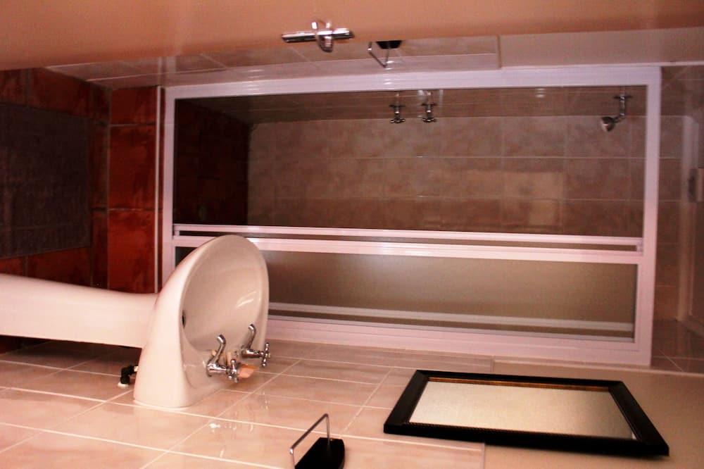 Departamento Confort, 2 habitaciones - Baño