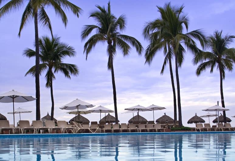 Sheraton Buganvilias Resort - All Inclusive, Puerto Valjarta, Baseinas