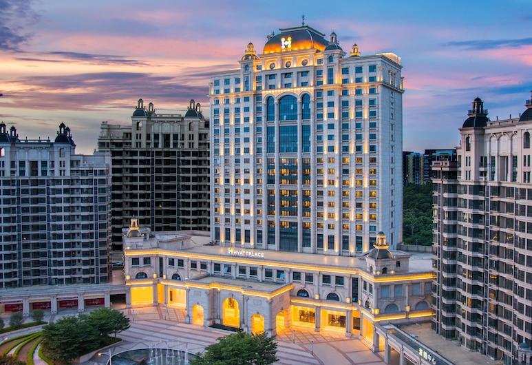 Hyatt Place Foshan Lishui, Foshan, Hotel Front – Evening/Night