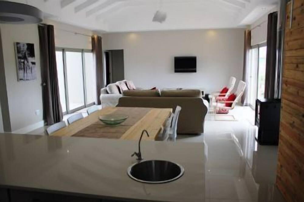 Comfort-Haus, 4Schlafzimmer - Wohnbereich