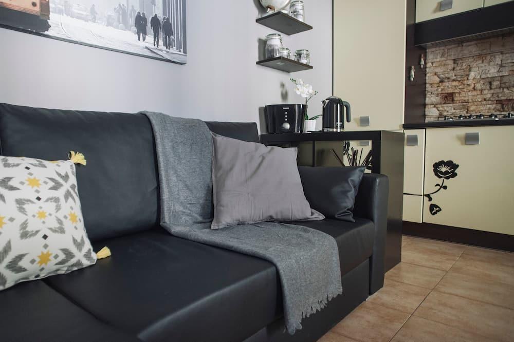 Apartman, 1 spavaća soba (Corso San Gottardo 16) - Dnevni boravak