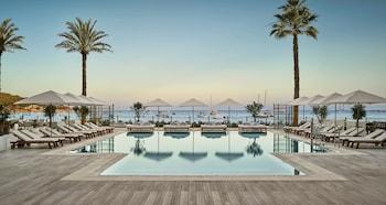 Selline näeb välja Nobu Hotel Ibiza Bay, Eivissa
