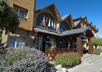 Bild vom Quijote Hotel in El Calafate