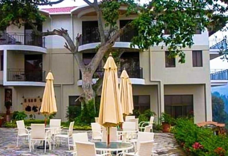 Belvedere Hotel, Gisenyi, Terrasse/Patio