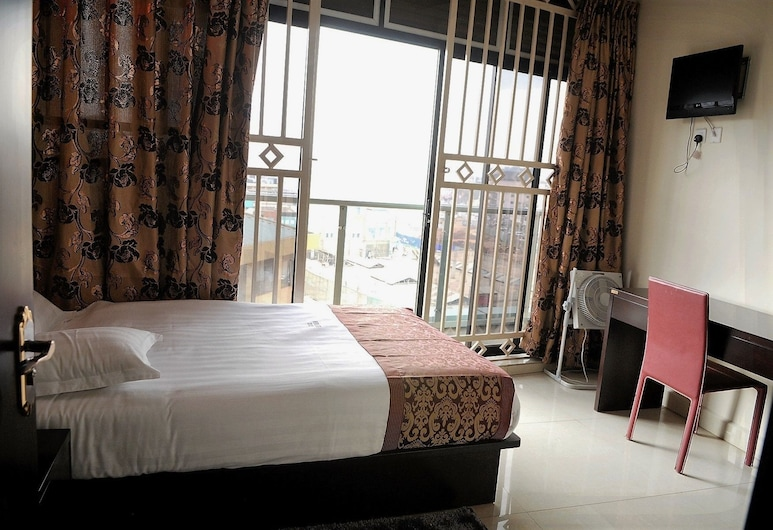 Ravens Hotel, Kampala, Standard Single Room, Guest Room