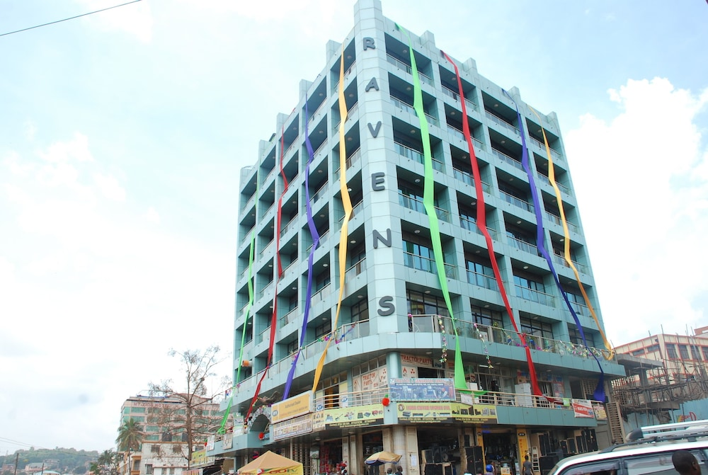Ravens Hotel Kampala