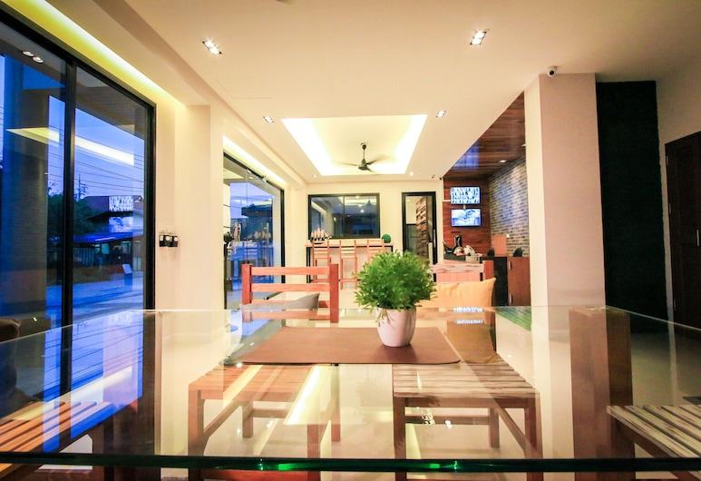 Vipa House Phuket, Chalong, Interior Entrance