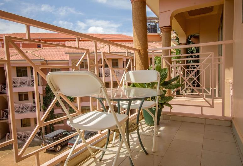 Bulondo Apartments, Kampala, Habitación individual estándar, Balcón