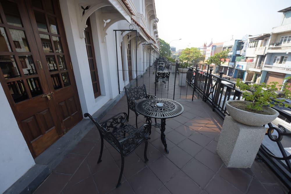 豪華雙人或雙床房, 陽台 - 陽台