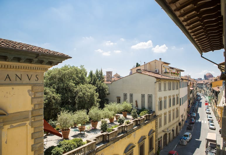 B&B Residenza San Gallo 79, Florence, View from Hotel