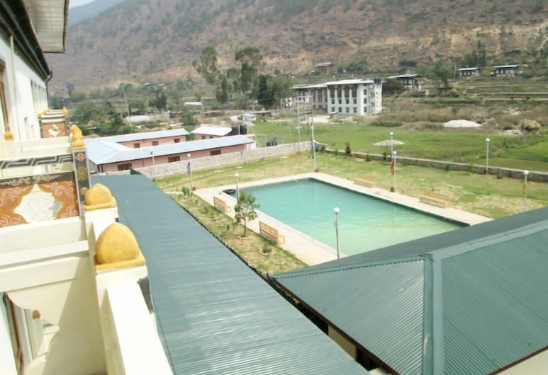 Hotel Pema Karpo, Punakha, Piscina al aire libre