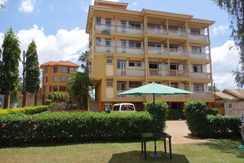 Foxwoods Hotel Kampala