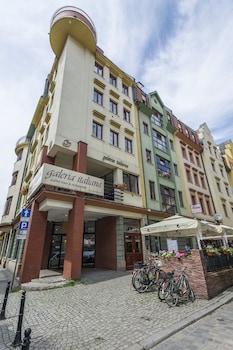 Wroclaw — zdjęcie hotelu Galeria Italiana Apartments