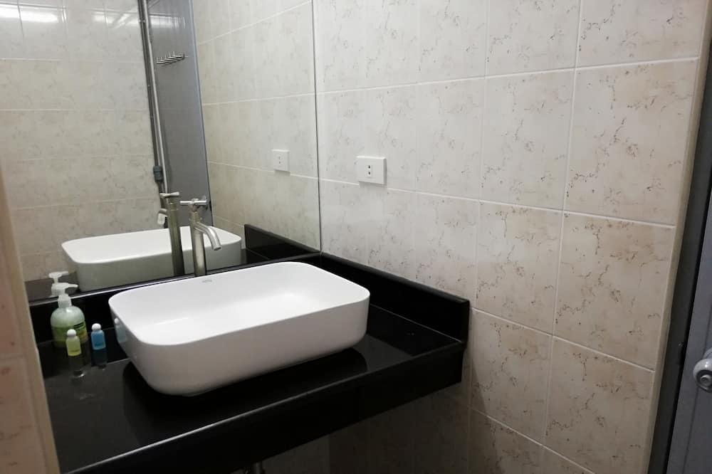 Apartment, 1 Bedroom, Ocean View 3 - Cuarto de baño