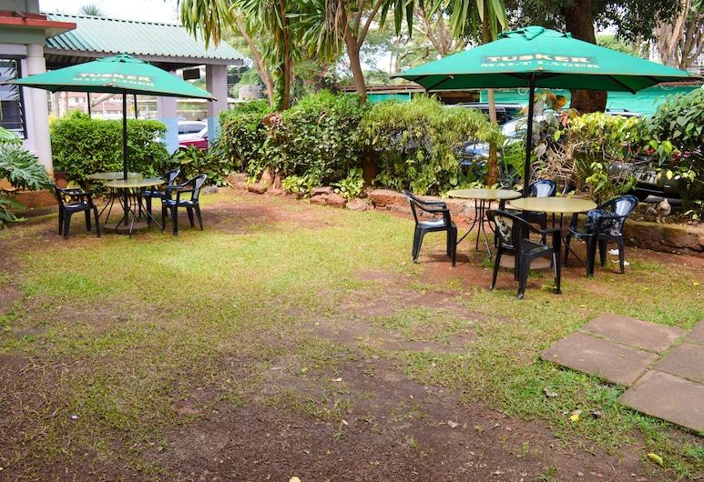 Impala Hotel, Nairobi, Outdoor Dining
