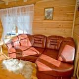 Chalet, 2 Bedrooms - Living Area