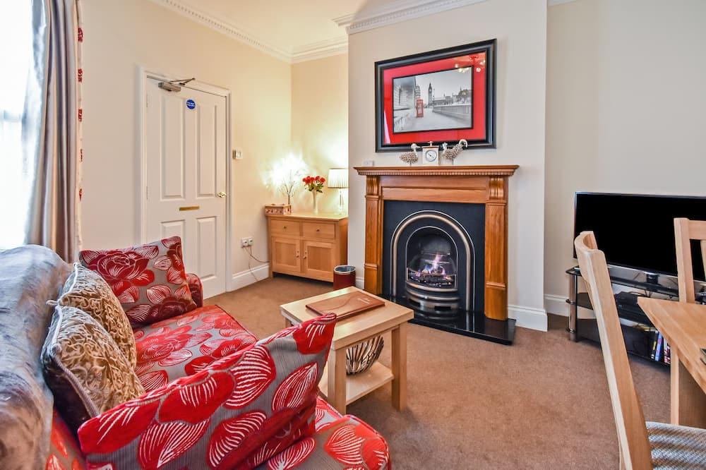Luxusný apartmán, 1 spálňa - Obývacie priestory