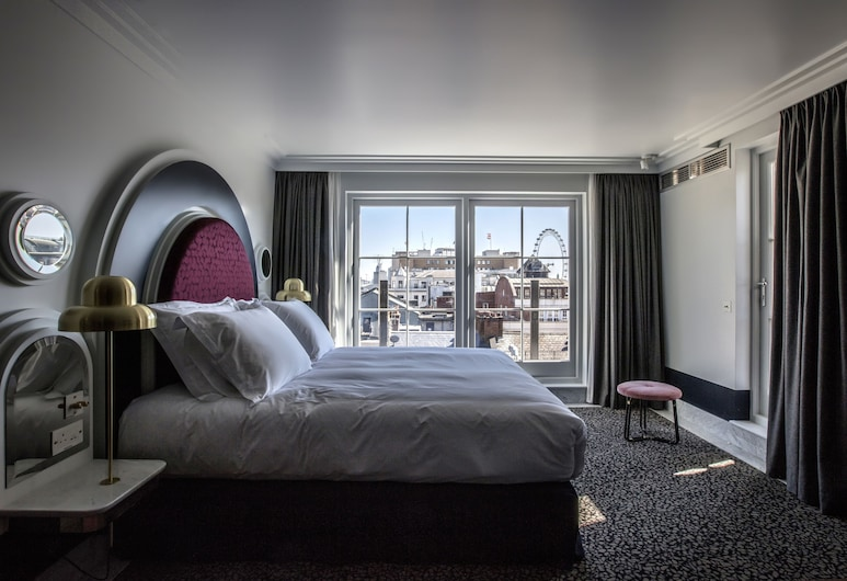 The Henrietta Hotel, London