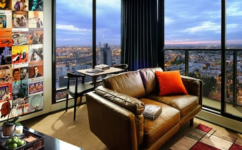 Selline näeb välja The Jazz Corner Hotel, Melbourne