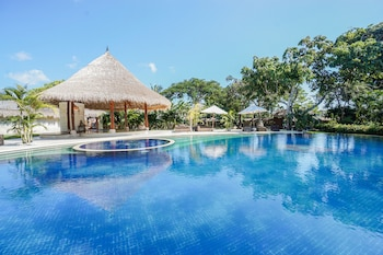 Jimbaran bölgesindeki La Joya Balangan Resort resmi
