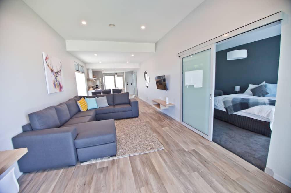 Apartament, 2 sypialnie - Salon