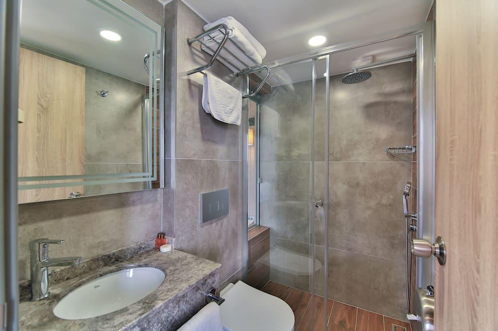 Deluxe - kahden hengen huone, Merinäköala - Kylpyhuone