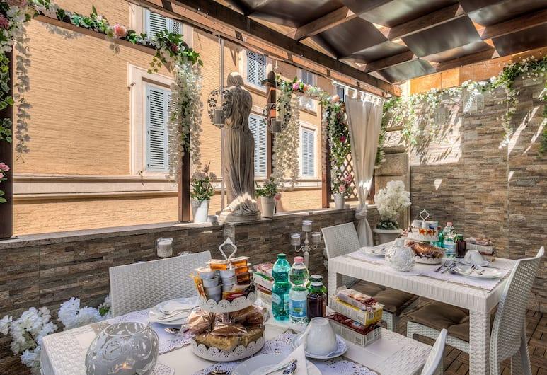 Charme & Chic, Rom, Terrasse/patio