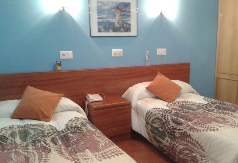 Hotel Campus Tavern, Burgos, Doppel- oder Zweibettzimmer, Zimmer