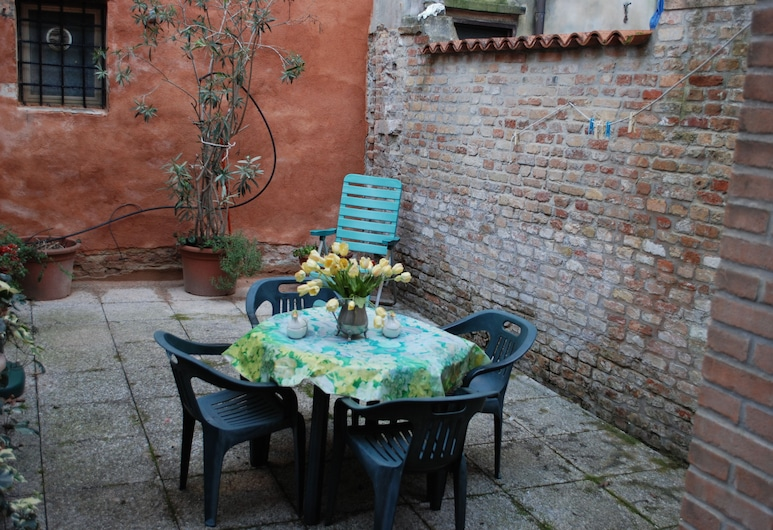 Aea Corte, Venice, Apartment, 1 Bedroom, Terrace/Patio