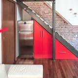 Apartamentai - Privati virtuvėlė