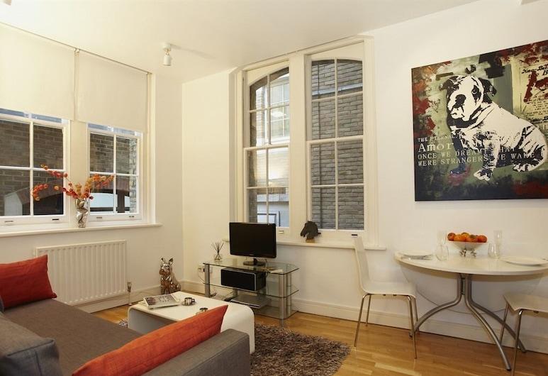 Saint Paul's Apartment, London