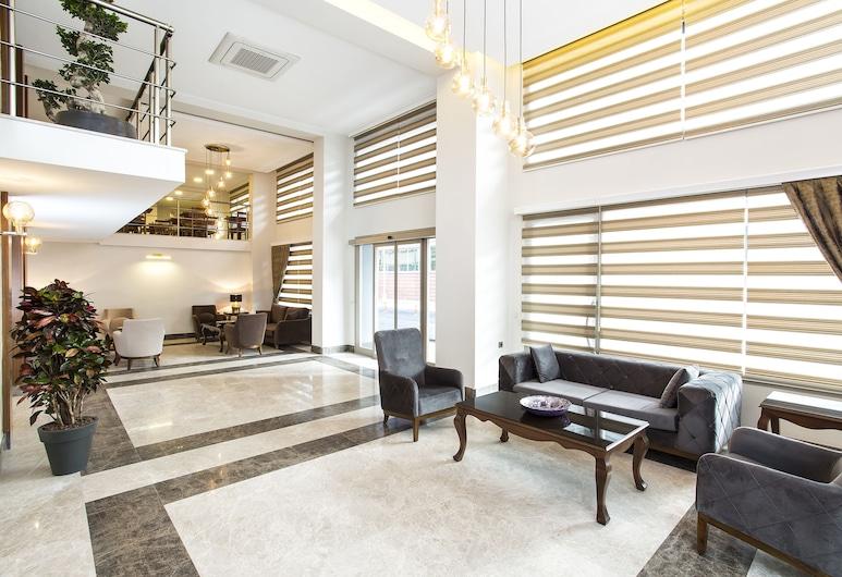 Perla Arya Hotel, Izmir, Interior Entrance