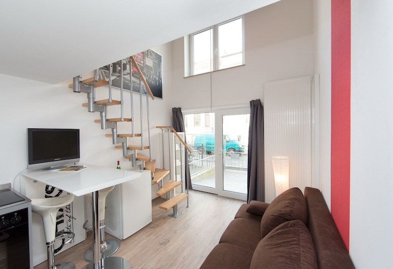 Feldhouse, Bremen, Dupleks Klasik (F6), Area Keluarga