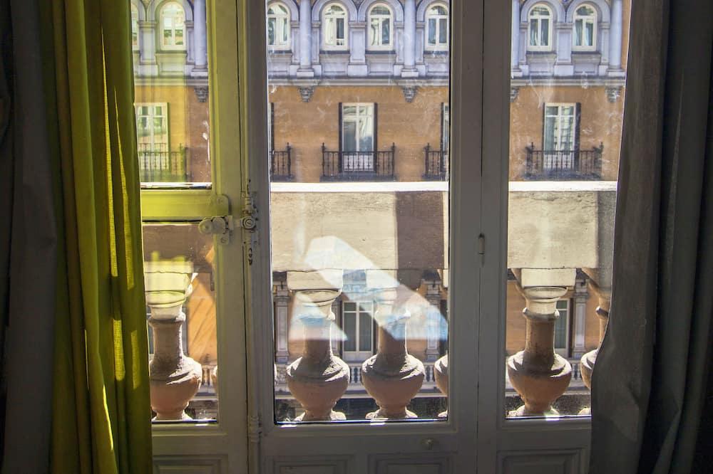 コンフォート ダブルルーム 簡易キッチン シティビュー (GV 11 - 5 PAX BALCON GRAN VIA, BALCON) - 部屋からの眺望