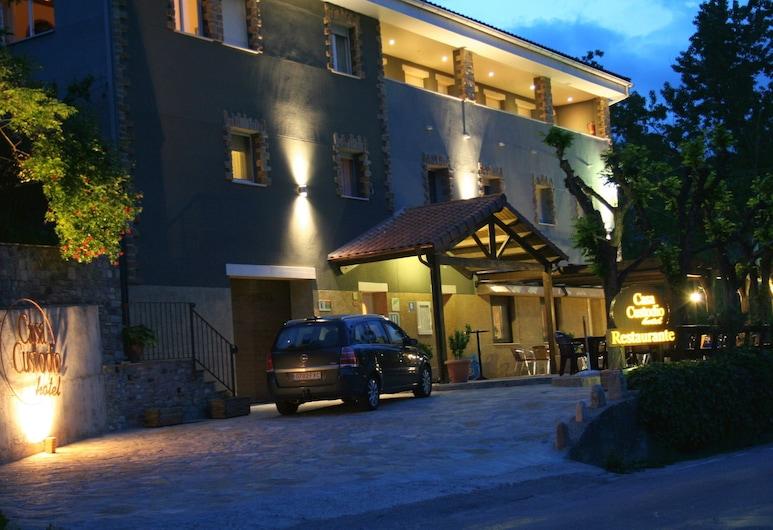 Hotel Casa Custodio, Isabena, Façade de l'hôtel - Soir/Nuit