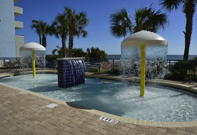 Grand Atlantic by Elliott Beach Rentals, Myrtle Beach, Outdoor Pool