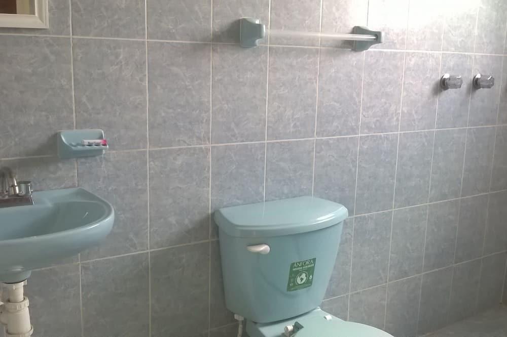 Economy Double Room, 1 Double Bed, Private Bathroom - Bathroom